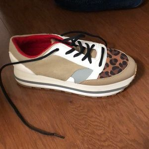 Zara Wedged sneaker